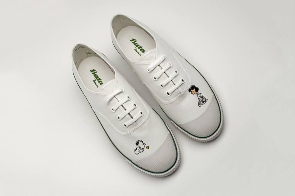 น่ารักมาก! รองเท้าผ้าใบ Peanuts x Bata Tennis สาวกสนู๊ปปี้ไม่ควรพลาด2
