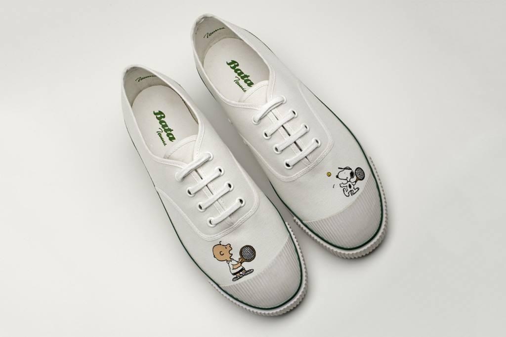 น่ารักมาก! รองเท้าผ้าใบ Peanuts x Bata Tennis สาวกสนู๊ปปี้ไม่ควรพลาด4