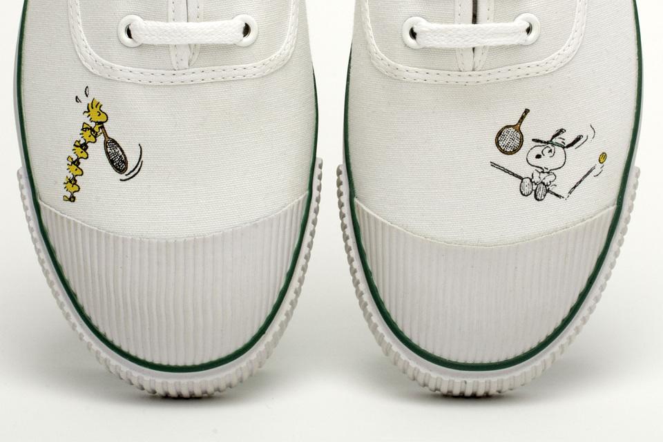 น่ารักมาก! รองเท้าผ้าใบ Peanuts x Bata Tennis สาวกสนู๊ปปี้ไม่ควรพลาด5