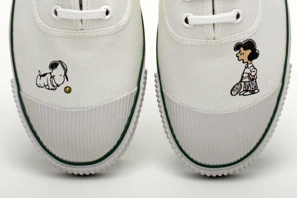 น่ารักมาก! รองเท้าผ้าใบ Peanuts x Bata Tennis สาวกสนู๊ปปี้ไม่ควรพลาด8