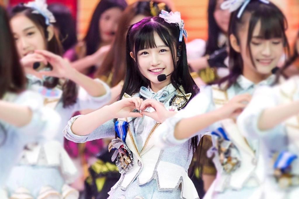 น่ารักมาก! หยวนหยวน SNH48 Team XII รอยยิ้มเธออาจทำให้คุณละลายได้ (7)