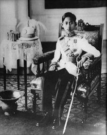 พ.ศ. 2481 รัชกาลที่ 8 ทรงเปิดโรงพยาบาลอานันทมหิดล จ.ลพบุรี