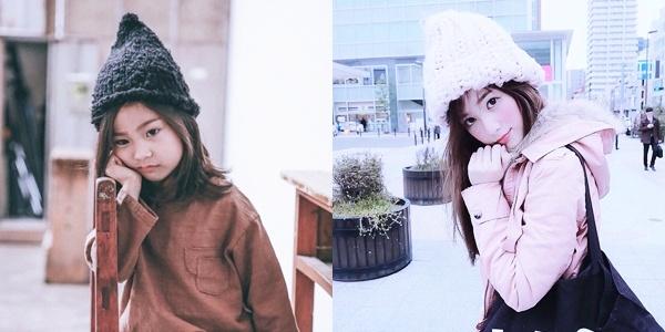 อีนัมคยอง นางแบบเกาหลีตัวน้อย หน้าตาน่ารักมาก (2)