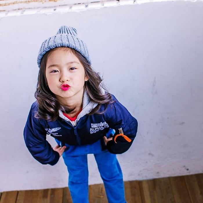 อีนัมคยอง นางแบบเกาหลีตัวน้อย หน้าตาน่ารักมาก (6)