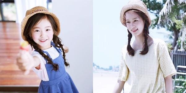 อีนัมคยอง นางแบบเกาหลีตัวน้อย หน้าตาน่ารักมาก
