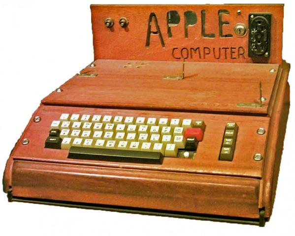 1.Apple I -1976