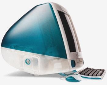 16. iMac 1998
