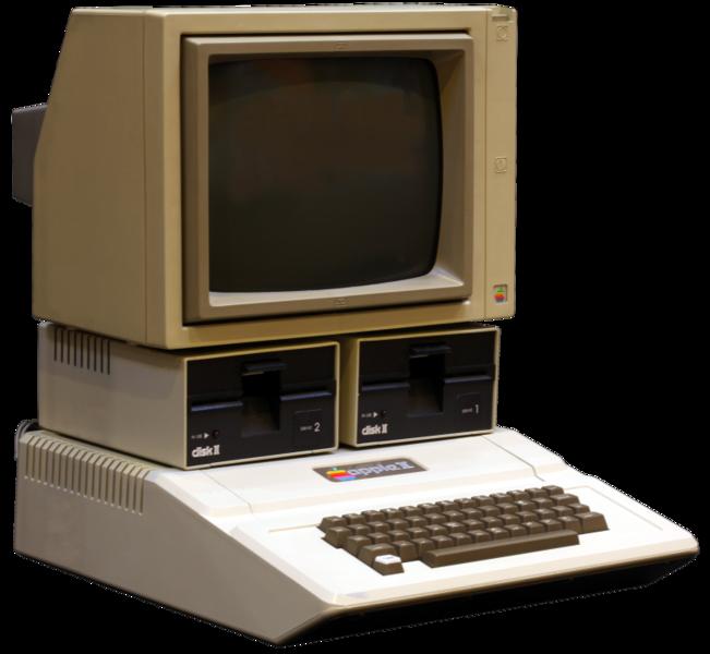 2.Apple II 1977