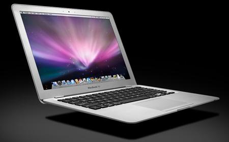 23. Macbook air -2008