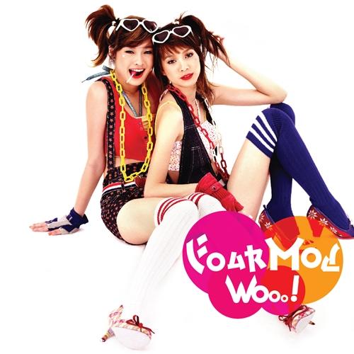 3.อัลบั้ม Wooo!