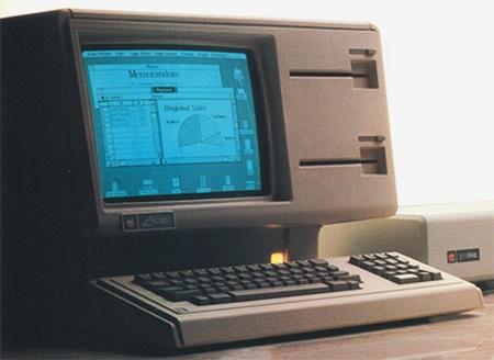 4. Lisa -1983