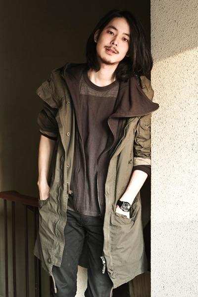 6.Ange HOJO นายแบบญี่ปุ่น (2)