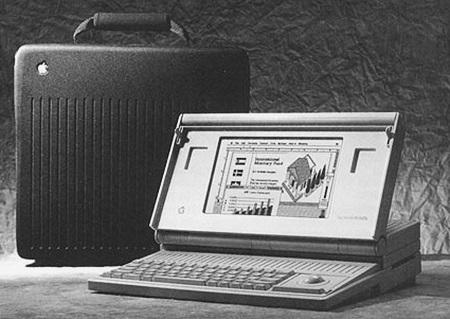 7. Macintosh Portable -1989