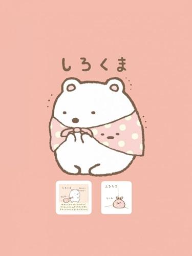 Shirokuma (ชิโระคุมะ) หมีขาว