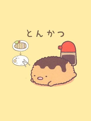 Tonkatsu (ทงคัตสึ) หมูชุบแป้งทอด