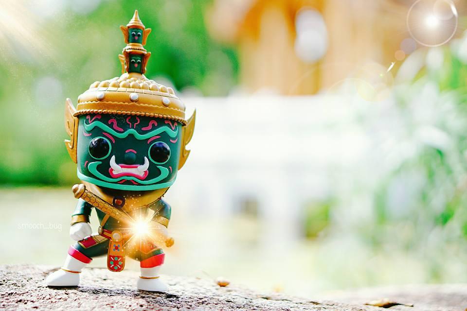 ตัวละครรามเกียรติ์ ทศกัณฐ์ พระราม ภาษาไทย รามเกียรติ์ วรรณคดี
