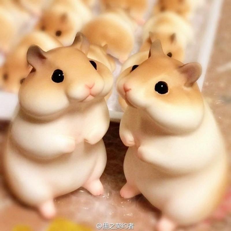 น่ารักจนไม่อยากกิน! ขนมปังหนูแฮมเตอร์ ไอเดียสุดสร้างสรรค์จากญี่ปุ่น 6