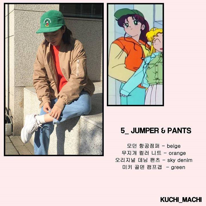 น่ารักอะ! เมื่อแฟชั่นเสื้อผ้าในการ์ตูน Salor Moon มีขายขึ้นมาจริงๆ (6)