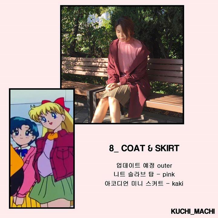 น่ารักอะ! เมื่อแฟชั่นเสื้อผ้าในการ์ตูน Salor Moon มีขายขึ้นมาจริงๆ (9)