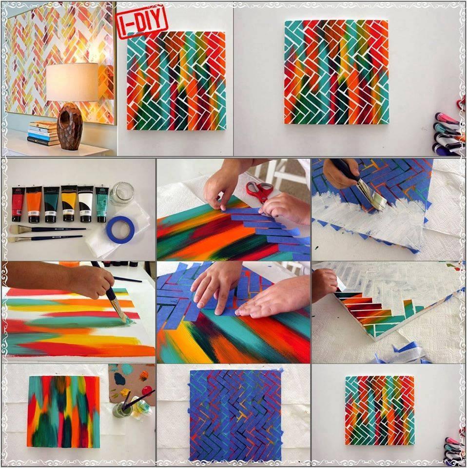 แจ๋วเลย!! เทคนิคการสร้างศิลปะสวยๆ จากของใกล้ตัว ที่คุณอาจคาดไม่ถึง (1)