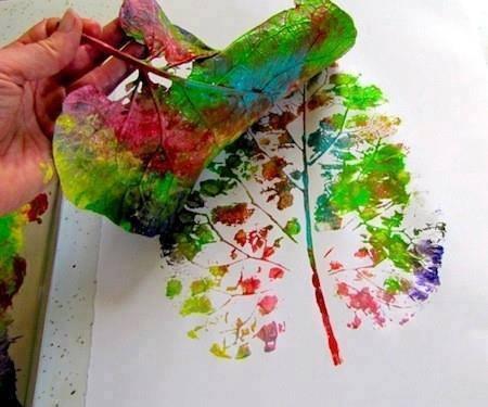 แจ๋วเลย!! เทคนิคการสร้างศิลปะสวยๆ จากของใกล้ตัว ที่คุณอาจคาดไม่ถึง (16)