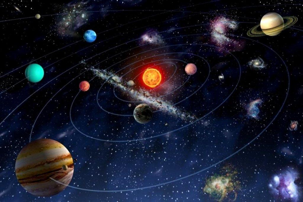 ดาราศาสตร์ ดาวเคราะห์ ระบบสุริยะ