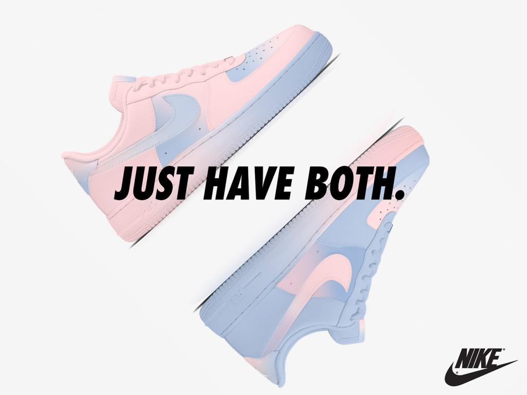 Nike Air Force 1s จับคู่กับ PANTONE สีมาแรงปี 2016 (7)