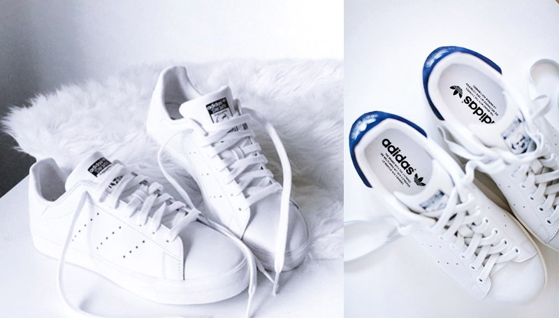 adidas adidas stan smith รองเท้าผ้าใบ อาดิดาส