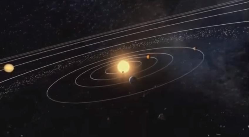 นักดาราศาสตร์ ค้นพบระบบสุริยะใหญ่สุดในกาแลคซี่