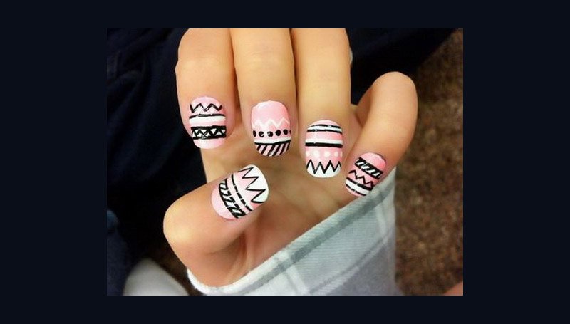 nails ดูแลเล็บ ทาเล็บ ลายเล็บน่ารัก เพ้นท์เล็บ เล็บ ไอเดียแต่งเล็บ