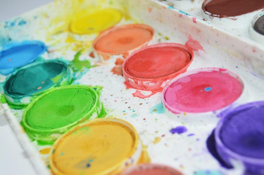 ความรู้สึก สี สีกับความรู้สีก อารมณ์ แบบทดสอบทายใจ