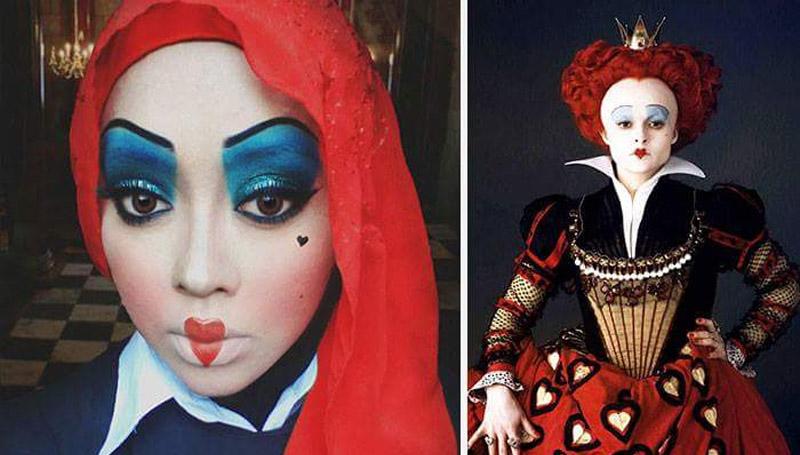 Makeup การ์ตูน คอสเพลย์ แต่งหน้า