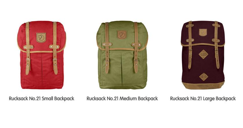กระเป๋า รุ่น Rucksack