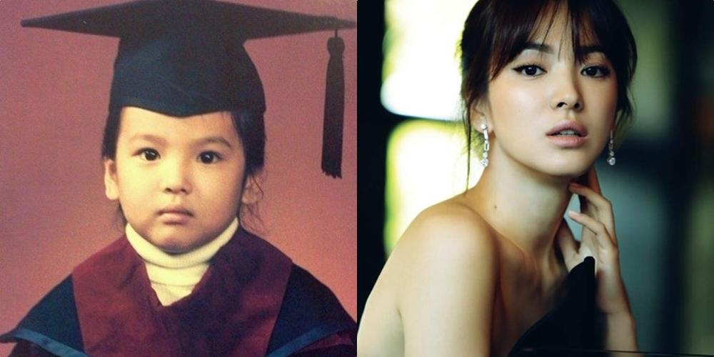 ซอง เฮ เคียว (Song Hye Kyo) วัยเด็ก