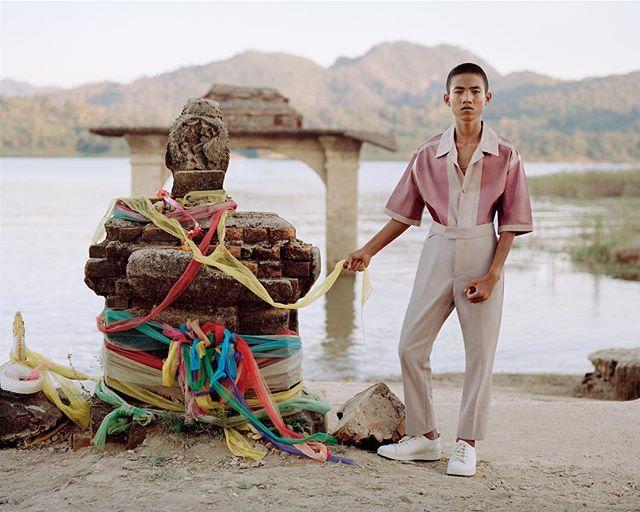 ดวงคนจะดัง! เด็กชายไทยได้ใส่ชุด Louis Vuitton ถ่ายแบบลง GQ Germany (1)