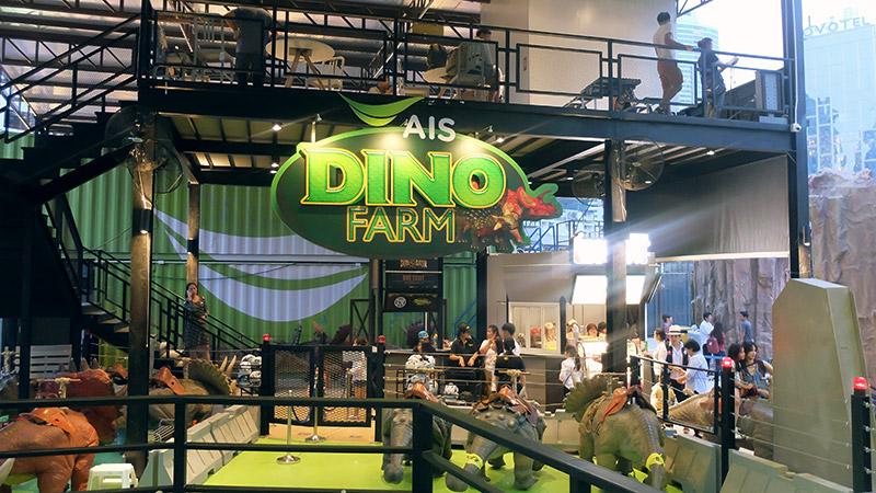 พาบุก! Dinosaur Planet สวนสนุกไดโนเสาร์สุดยิ่งใหญ่ ใจกลางมหานคร (11)