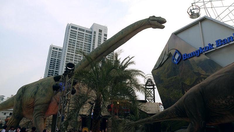 พาบุก! Dinosaur Planet สวนสนุกไดโนเสาร์สุดยิ่งใหญ่ ใจกลางมหานคร (6)
