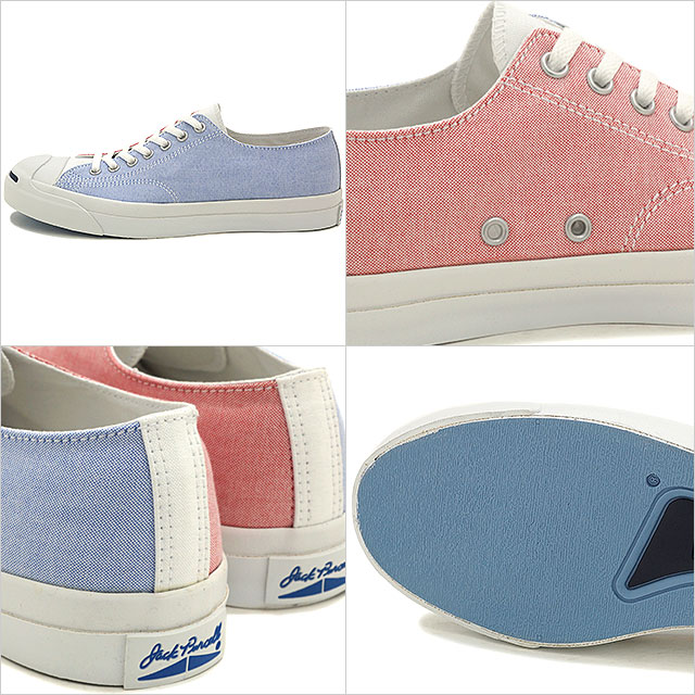 รองเท้าผ้าใบ Converse Jack Purcell Multishirts