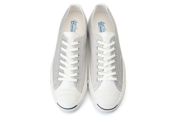 รองเท้าผ้าใบ Converse Jack Purcell Multishirts สีพาสเทลทูโทนมุ้งมิ้ง (8)
