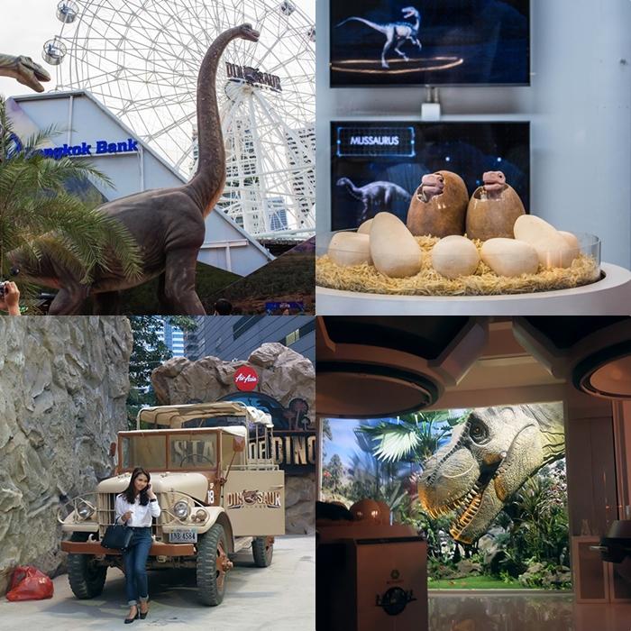 สวนสนุกไดโนเสาร์