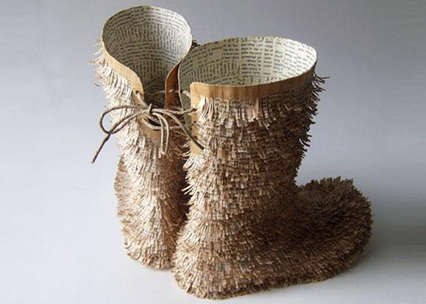 สวยงาม!แก้วน้ำชาจากหนังสือเก่า ไอเดียของศิลปินสาวสวีเดน (11)