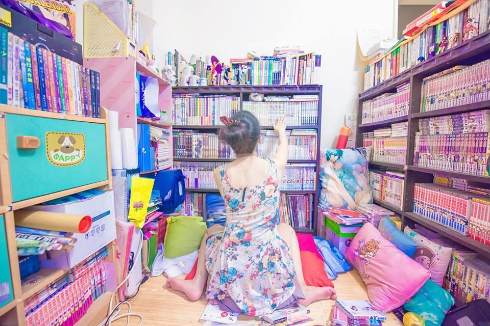 เปิดห้องสาว โอตาคุ โลกของคนคลั่งไคล้อนิเมะเป็นไง มาดูกัน! (10)