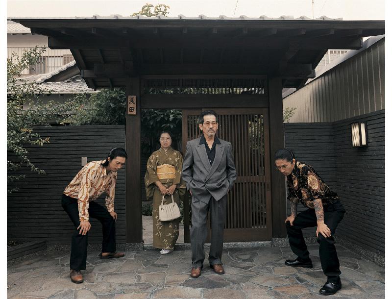 ไอเดียสุดสร้างสรรค์! รูปถ่ายครอบครัวแนวใหม่ โดยช่างภาพชาวญี่ปุ่น (6)