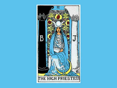 The High Priestress (2)