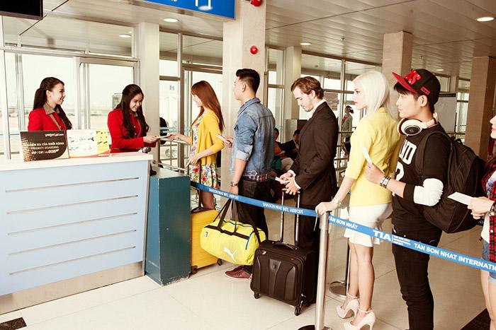 ท่องเที่ยว สายการบิน สายการบินเวียตเจ็ต เที่ยวเวียดนาม