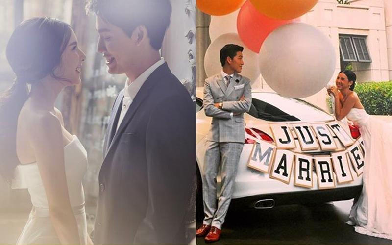 งานแต่งงาน เน็ตไอดอล