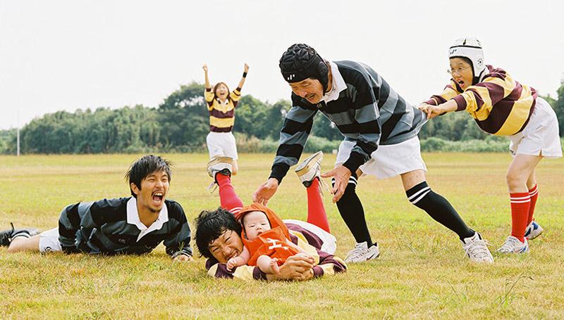 ครอบครัว ช่างภาพ ญี่ปุ่น ถ่ายภาพ รูปภาพ ไอเดีย