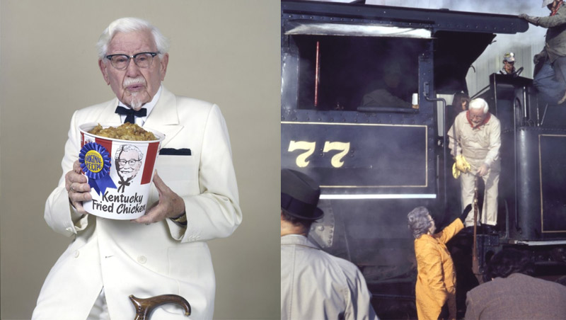 KFC ภาพเก่า