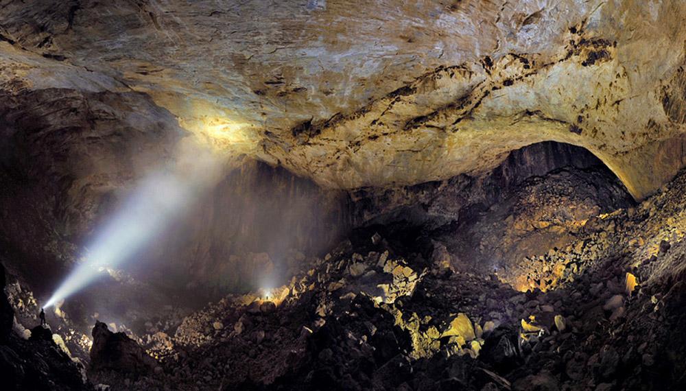 ข้าวโพด ถ้ำ ที่สุดในโลก เรื่องแปลก