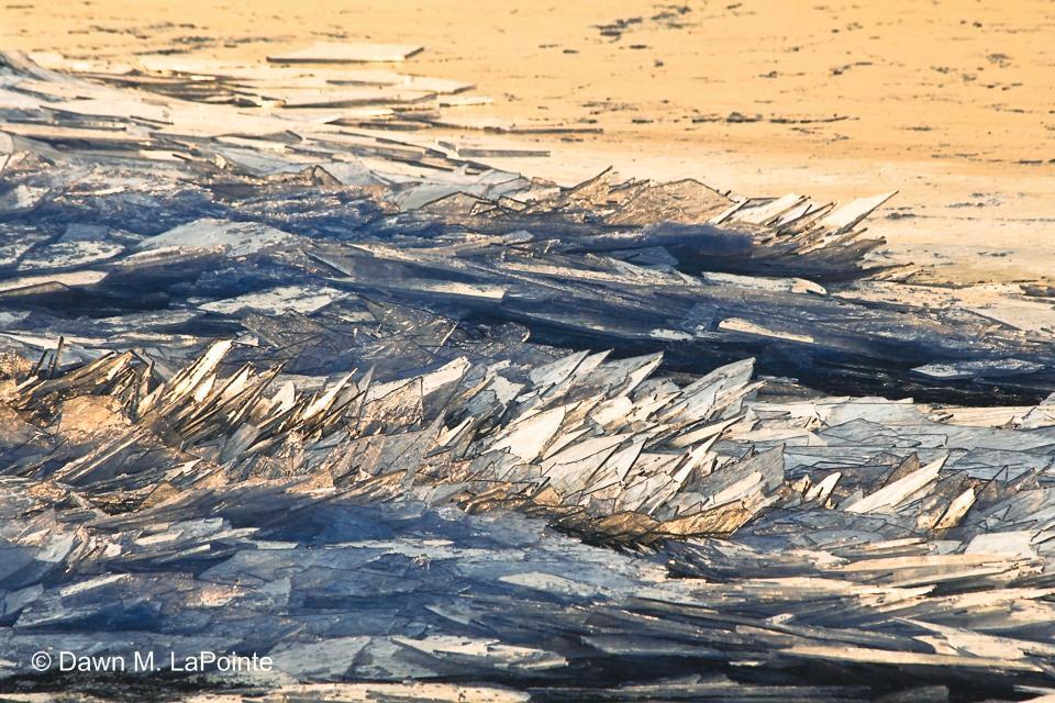 Gilded Superior Ice